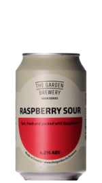 The Garden Raspberry Sour