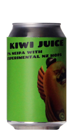 Lobik Kiwi Juice