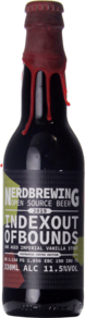 Nerdbrewing Indexoutofbounds Oak Aged Imperial Vanilla Stout Vietnamese Coffee Ed.