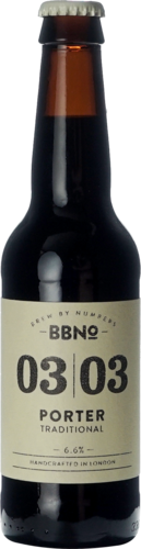 Brew by Numbers 03|03 Porter Traditional