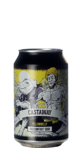 Yellowbelly Castaway sour