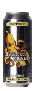 Panzer Brewery Banana Kraken