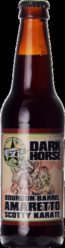 Dark Horse Brewing Company Amaretto Scotty Karate Bourbon BA