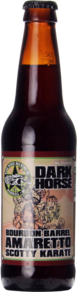 Dark Horse Brewing Company Amaretto Scotty Karate Bourbon BA