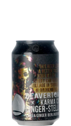 Beavertown / Karma Cola Ginger Stellar