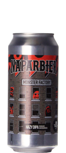 Naparbier / Magic Rock Monster Factory