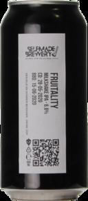 Selfmade Fruitality Milkshake IPA 440ml CROWLER