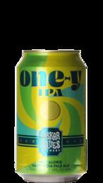 Oskar Blues One-Y Low Calorie Hazy IPA