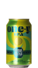 Oskar Blues One-Y Low Calorie Hazy IPA