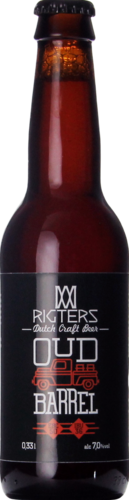 Rigters Oud Barrel