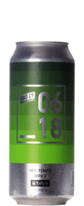 BAD CO. 06 18 Off-Tempo DIPA 2