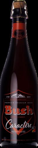 Brasserie Dubuisson Bush Amber Caractère 75cl
