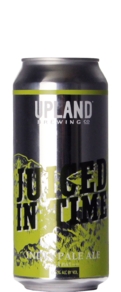 Upland Brewing Juiced In Time