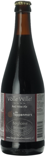 Berghoeve Völle Wille! - Red Wine Ale