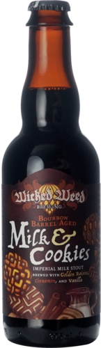 Wicked Weed Milk & Cookies