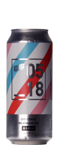BAD CO. 05 18 Off-Tempo Milkshake IPA