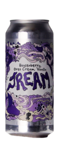 Burley Oak Boysenberry Oreo Cream Vanilla JREAM