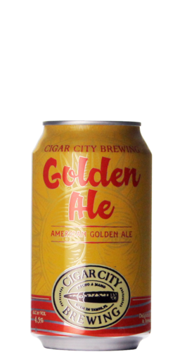 Cigar City Golden Ale