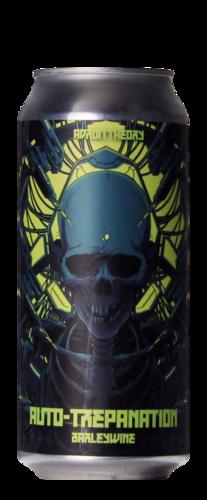 Adroit Theory Auto-Trepanation (Ghost 829)