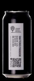 Vibrant Forest / Black Iris Shattered Paradigm 440ml CROWLER