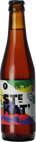 Brussels Beer Project Ste Kat