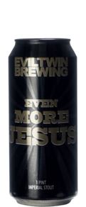 Evil Twin Even More Jesus