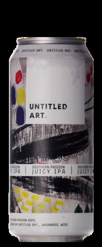 Untitled Art Southern Passion Juicy IPA