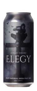Adroit Theory Elegy [Fear Edition] (Ghost 926)
