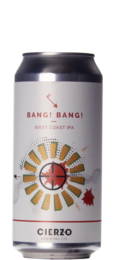 Cierzo Brewing Bang! Bang!