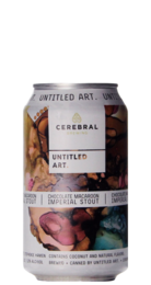 Untitled Art / Cerebral Chocolate Macaroon Imperial Stout