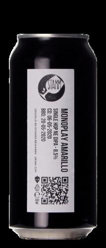 Stamm Monoplay Amarillo 440ml CROWLER