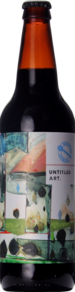 Untitled Art / Mikerphone Barrel Aged Hazelnut Imperial Stout