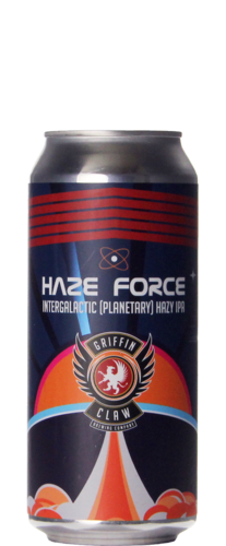 Griffin Claw Haze Force Hazy IPA