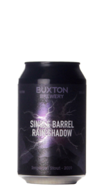 Buxton Single Barrel Rain Shadow BA Imperial Stout