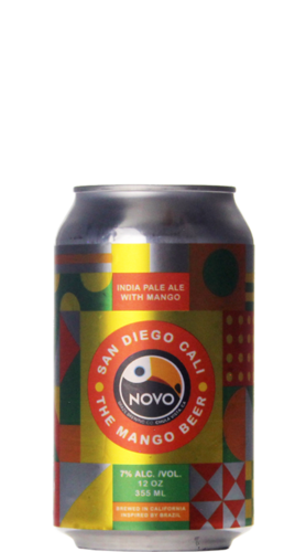 Novo Brazil The Mango Beer