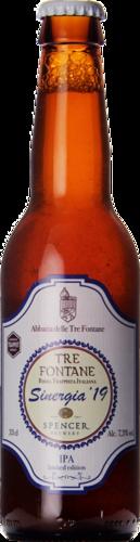 Tre Fontane / Spencer Sinergia '19