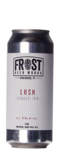 Frost Beer Works Lush Double IPA