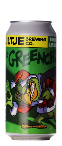 Het Uiltje The Greench Stole X-Mas