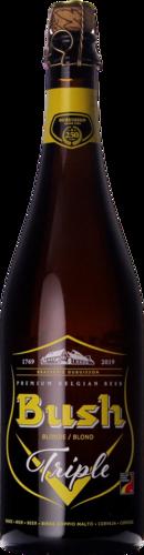 Brasserie Dubuisson Bush Triple Blond 75cl