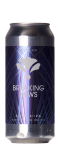 Bearded Iris Brewing Breaking News
