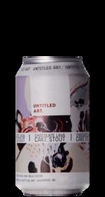 Untitled Art Chocolate Lava Cake Stout