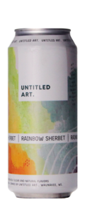 Untitled Art Rainbow Sherbert