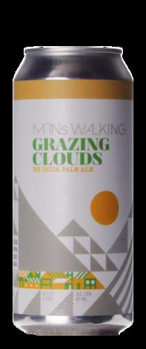 Mountains Walking Grazing Clouds