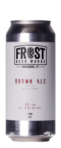 Frost Beer Works Brown Ale