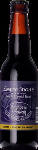 Berghoeve Zwarte Snorre Macallan Whisky BA