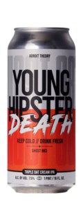 Adroit Theory Young Hipster Death (Ghost 883)