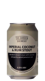 The Garden Imperial Rum & Coconut Stout
