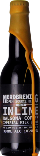 Nerdbrewing Inline Dalgona Coffee Imperial Milk Stout