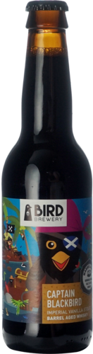 Bird Captain Blackbird Bowmore Barrel Aged