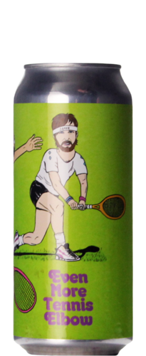 Hoof Hearted Brewing Even More Tennis Elbow
